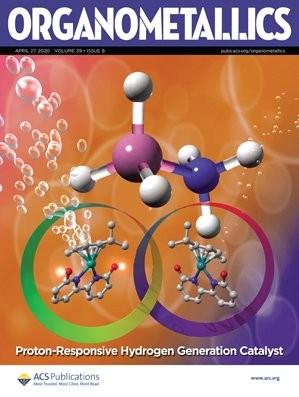 Organometallics: Volume 39, Issue 8
