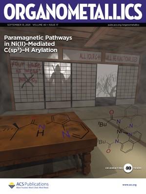 Organometallics: Volume 40, Issue 17