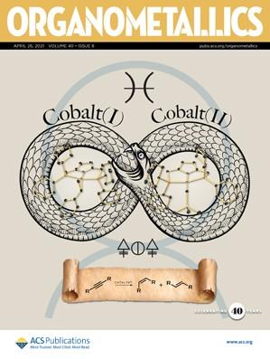 Organometallics: Volume 40, Issue 8
