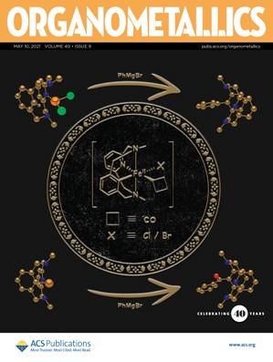 Organometallics: Volume 40, Issue 9