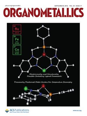 Organometallics: Volume 33, Issue 17