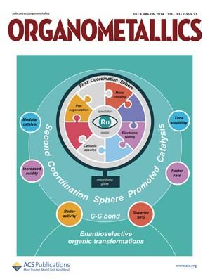 Organometallics: Volume 33, Issue 23