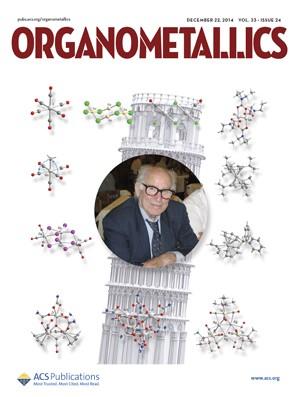 Organometallics: Volume 33, Issue 24