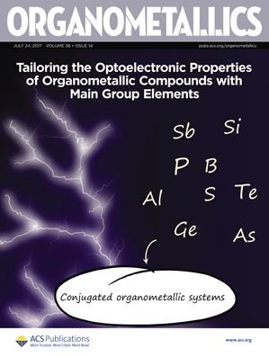 Organometallics: Volume 36, Issue 14