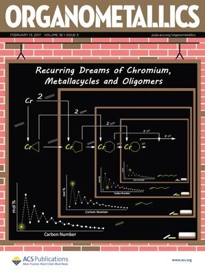 Organometallics: Volume 36, Issue 3