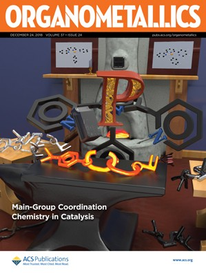 Organometallics: Volume 37, Issue 24