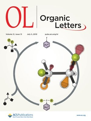 Organic Letters: Volume 21, Issue 13
