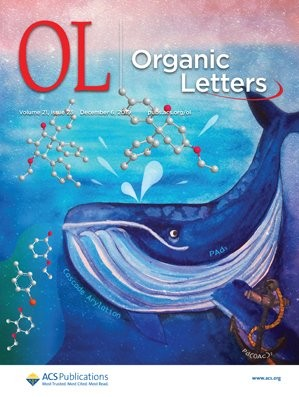Organic Letters: Volume 21, Issue 23