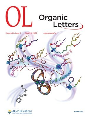 Organic Letters: Volume 22, Issue 5