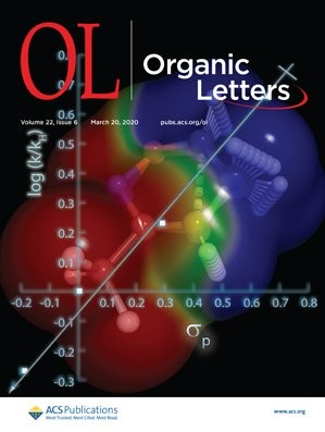 Organic Letters: Volume 22, Issue 6