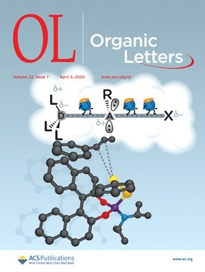 Organic Letters: Volume 22, Issue 7