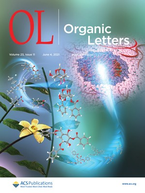 Organic Letters: Volume 23, Issue 11