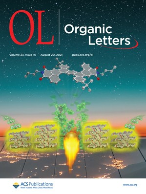 Organic Letters: Volume 23, Issue 16