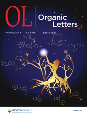 Organic Letters: Volume 23, Issue 9