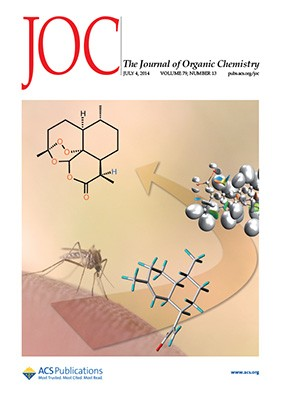 The Journal of Organic Chemistry: Volume 79, Issue 13