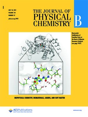The Journal of Physical Chemistry B: Volume 118, Issue 27