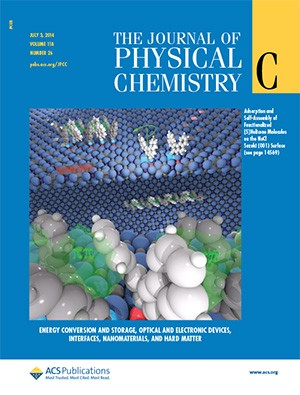 The Journal of Physical Chemistry C: Volume 118, Issue 26