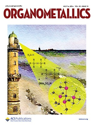 Organometallics: Volume 33, Issue 13