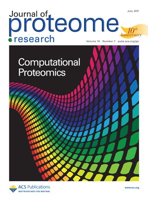 Journal of Proteome Research: Volume 10, Issue 7