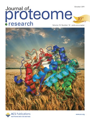 Journal of Proteome Research: Volume 10, Issue 10