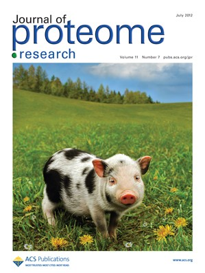 Journal of Proteome Research: Volume 11, Issue 7