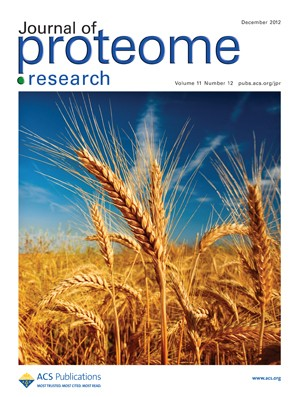Journal of Proteome Research: Volume 11, Issue 12