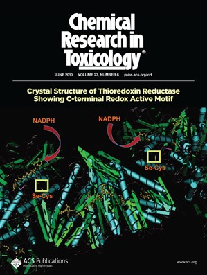 Chemical Research in Toxicology: Volume 23, Issue 6