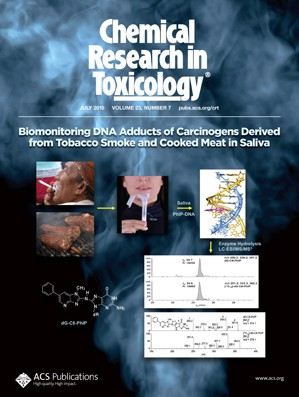 Chemical Research in Toxicology: Volume 23, Issue 7