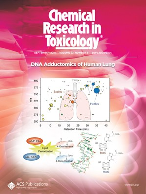 Chemical Research in Toxicology: Volume 23, Issue 9