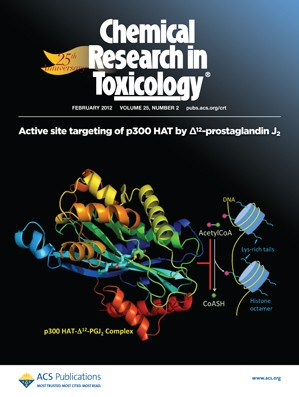 Chemical Research in Toxicology: Volume 25, Issue 2
