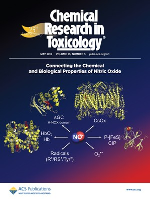 Chemical Research in Toxicology: Volume 25, Issue 5