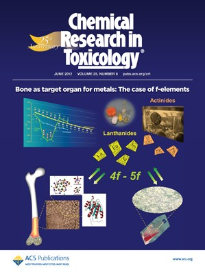 Chemical Research in Toxicology: Volume 25, Issue 6