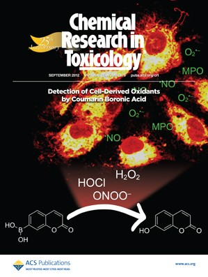 Chemical Research in Toxicology: Volume 25, Issue 9