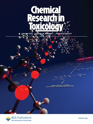Chemical Research in Toxicology: Volume 26, Issue 1