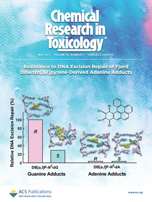 Chemical Research in Toxicology: Volume 26, Issue 5