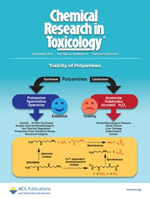 Chemical Research in Toxicology: Volume 26, Issue 12