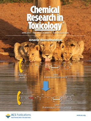 Chemical Research in Toxicology: Volume 27, Issue 4
