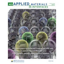 ACS Applied Materials and Interfaces: Volume 8, Issue 40