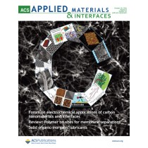 ACS Applied Materials and Interfaces: Volume 8, Issue 42