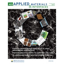 ACS Applied Materials and Interfaces: Volume 8, Issue 43