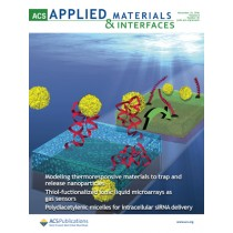 ACS Applied Materials and Interfaces: Volume 8, Issue 45