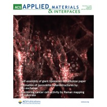 ACS Applied Materials and Interfaces: Volume 8, Issue 48