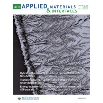 ACS Applied Materials and Interfaces: Volume 8, Issue 51