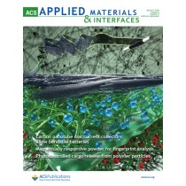 ACS Applied Materials and Interfaces: Volume 8, Issue 9