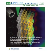 ACS Applied Materials and Interfaces: Volume 9, Issue 9