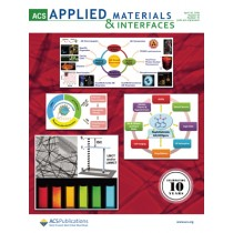 ACS Applied Materials and Interfaces: Volume 10, Issue 15