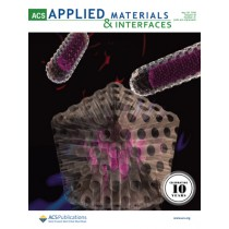ACS Applied Materials and Interfaces: Volume 10, Issue 21