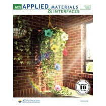 ACS Applied Materials and Interfaces: Volume 10, Issue 25