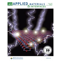 ACS Applied Materials and Interfaces: Volume 10, Issue 30