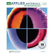 ACS Applied Materials and Interfaces: Volume 10, Issue 43